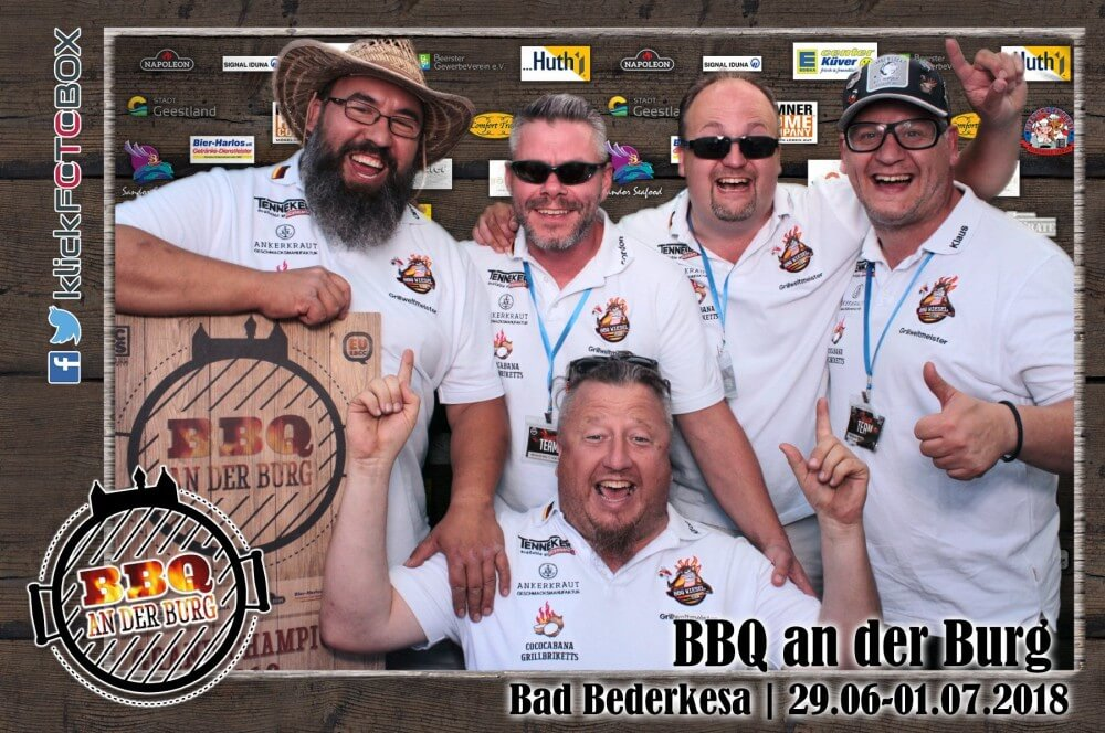 BBQ Wiesel bbq wiesel-BBQ Wiesel Triple BBQ an der Burg Bad Bederkesa 07-BBQ Wiesel holen das Triple beim BBQ an der Burg 2018