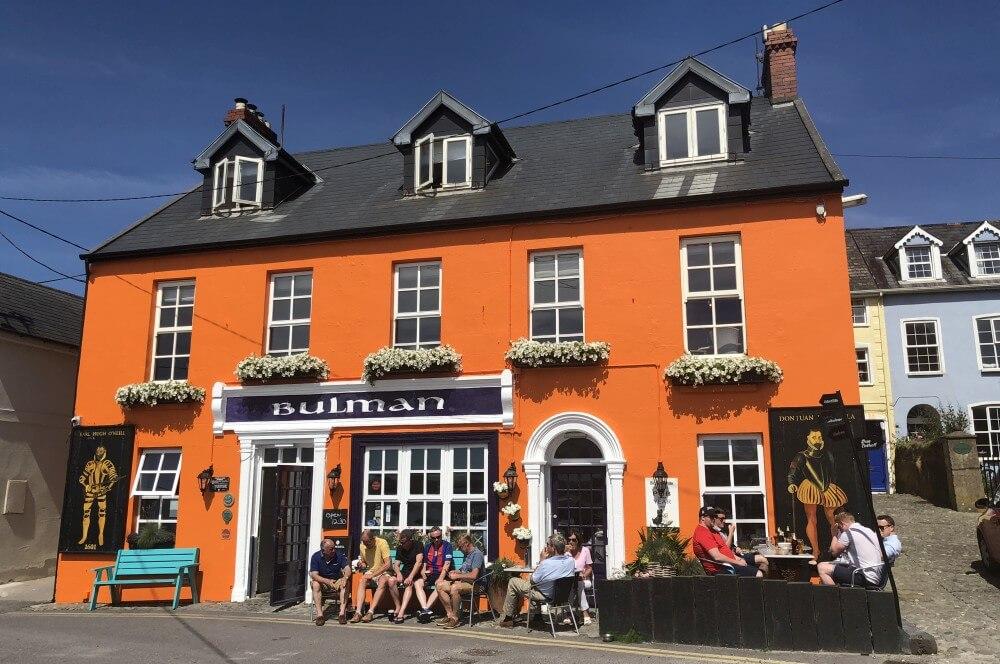 Bulman Pub in Kinsale irland-reise-Kerrygold Bloggerreise Irland Weidehaltung Rinderzucht 31-Irland-Reise 2018 mit Kerrygold