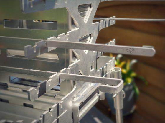 drago grill-Drago Grill DG Grills Vertikalgrill 05 560x420-Drago Grill von DG-Grills im Test / Kickstarter-Kampagne