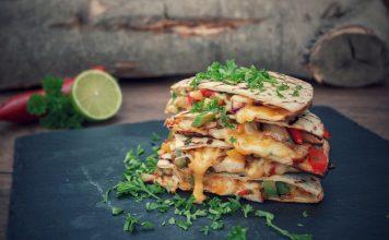 Hähnchen Quesadillas bbqpit.de das grill- und bbq-magazin - grillblog & grillrezepte-Chicken Quesadillas 356x220-BBQPit.de das Grill- und BBQ-Magazin – Grillblog & Grillrezepte –
