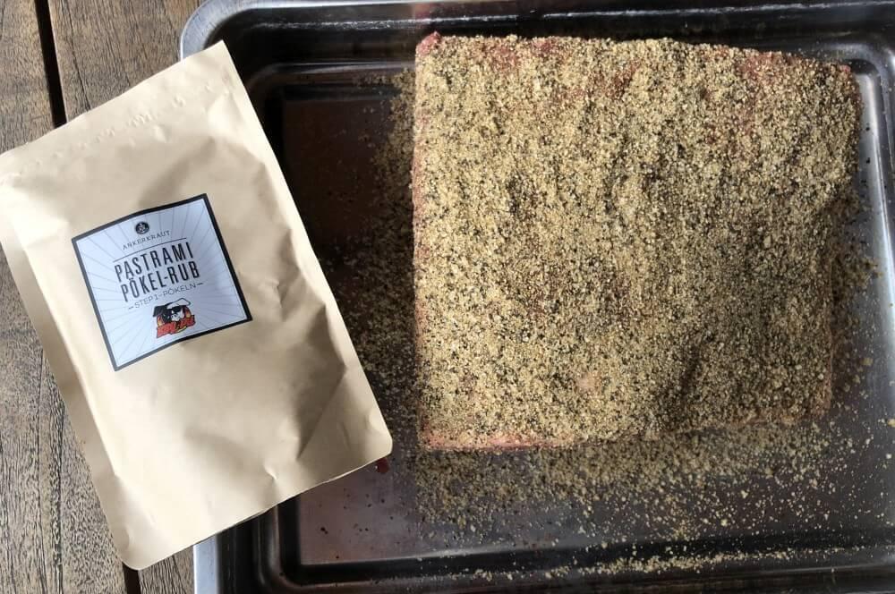 Pit Powder Pastrami pastrami short ribs-Pastrami Short Ribs 03-Pastrami Short Ribs – Beef Ribs mit Pit Powder Pastrami