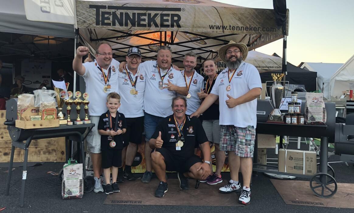 BBQ Wiesel grillmeisterschaften 2019-Deutsche Grillmeisterschaft 2018 BBQ Wiesel-Grillmeisterschaften 2019 – Grillmessen & BBQ-Termine (KCBS, GBA u.a.)
