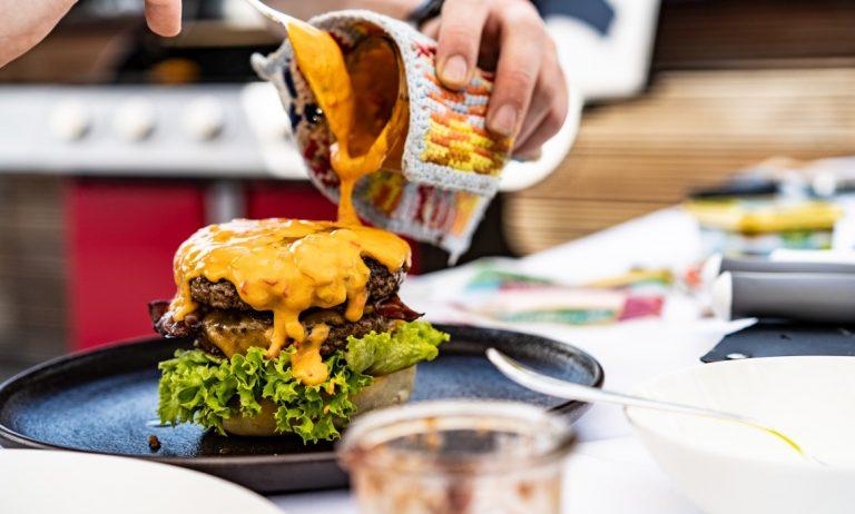 Kerrygold Cheddar Burger Challenge – Das Finale in Hamburg