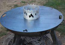 Feuerplatte Grillrost.com