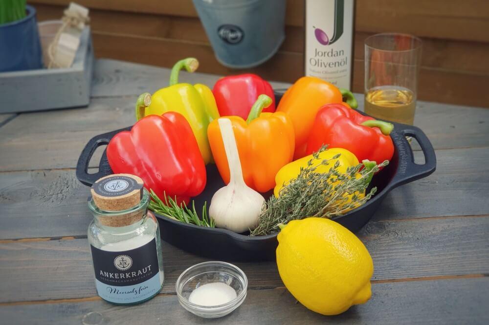 Alle Zutaten für eingelegte Paprika auf einen Blick eingelegte paprika-Eingelegte Paprika Grillpaprika 01-Eingelegte Paprika – Grillpaprika in Kräuteröl eingelegte paprika-Eingelegte Paprika Grillpaprika 01-Eingelegte Paprika – Grillpaprika in Kräuteröl