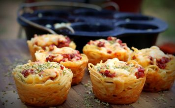 Spaghetti Muffins [object object]-Spaghetti Bolognese Muffins 356x220-BBQPit.de das Grill- und BBQ-Magazin – Grillblog & Grillrezepte –