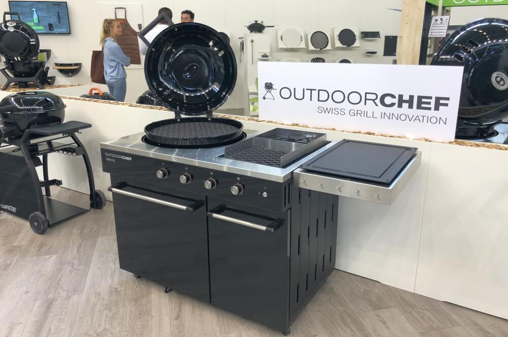 Outdoorchef Lugano  grill-neuheiten 2019-Grill Neuheiten 2019 Grilltrends Spoga 03 Outdoorchef Lugano-Grill-Neuheiten 2019 – Die heißesten Grilltrends der Spoga