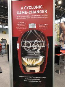 grill-neuheiten 2019-Grill Neuheiten 2019 Grilltrends Spoga 04 ProJoe KamadoJoe Cyclonic 225x300-Grill-Neuheiten 2019 – Die heißesten Grilltrends der Spoga