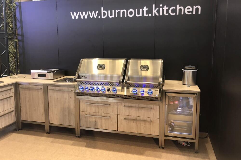 Trend Outdoorküche mit Burnout Kitchen grill-neuheiten 2019-Grill Neuheiten 2019 Grilltrends Spoga 20 Burnout Kitchen-Grill-Neuheiten 2019 – Die heißesten Grilltrends der Spoga