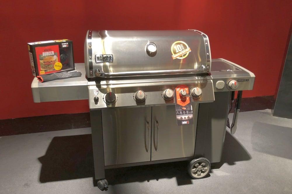 Die Sear Station ist zurück im Genesis grill-neuheiten 2019-Grill Neuheiten 2019 Grilltrends Spoga 26 Weber Genesis II-Grill-Neuheiten 2019 – Die heißesten Grilltrends der Spoga