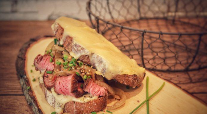 Steakstulle