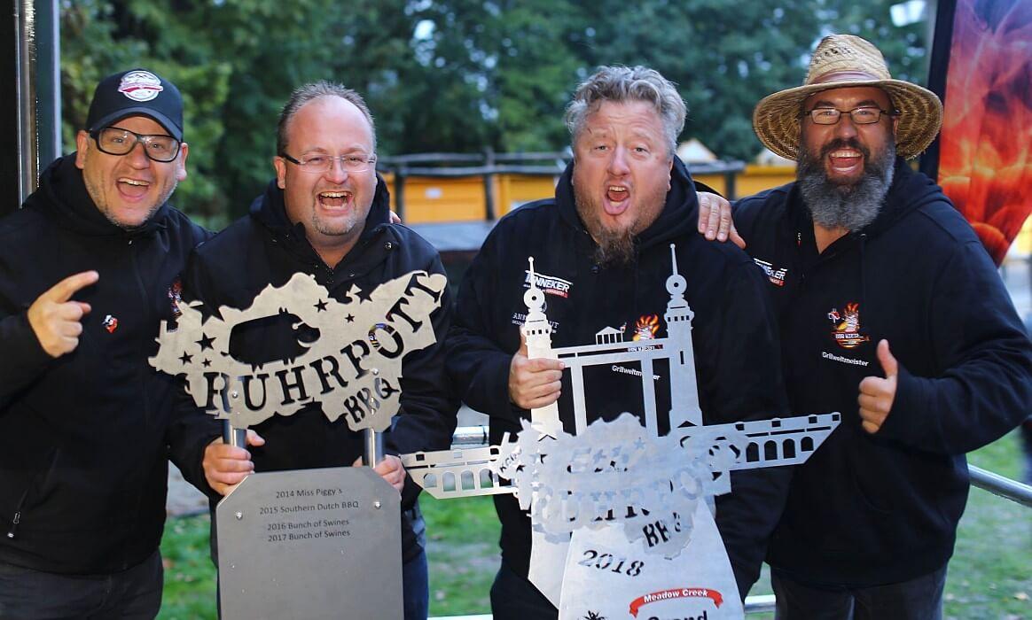 Grillmeisterschaften 2019 grillmeisterschaften 2019-Ruhrpott BBQ 2018 BBQ Wiesel Grand Champion-Grillmeisterschaften 2019 – Grillmessen & BBQ-Termine (KCBS, GBA u.a.)