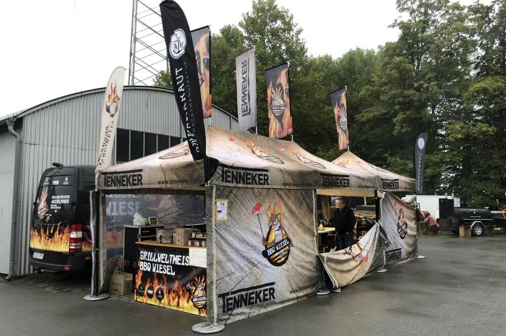 BBQ Wiesel beim Ruhrpott BBQ 2018 ruhrpott bbq 2018-Ruhrpott BBQ 2018 BBQ Wiesel Grand Champion 02-Ruhrpott BBQ 2018: BBQ Wiesel siegen bei Europas größter Meisterschaft
