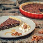 Pekannusskuchen pecan pie-Pecan Pie Pekannusskuchen 150x150-Pecan Pie – amerikanischer Pekannusskuchen