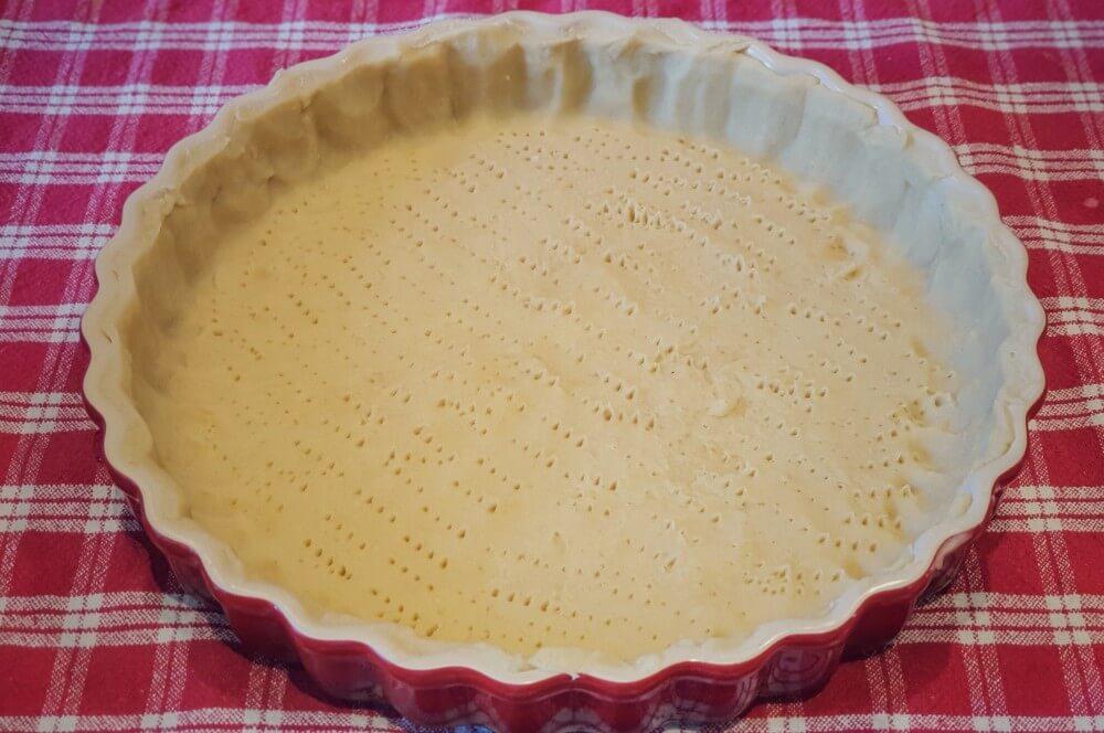 Teig für Pecan Pie pecan pie-Pecan Pie Pekannusskuchen 02-Pecan Pie – amerikanischer Pekannusskuchen