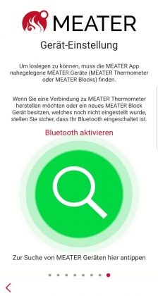 meater plus-MEATER Plus App 08 224x420-MEATER Plus – das kabellose Grillthermometer mit erhöhter Reichweite