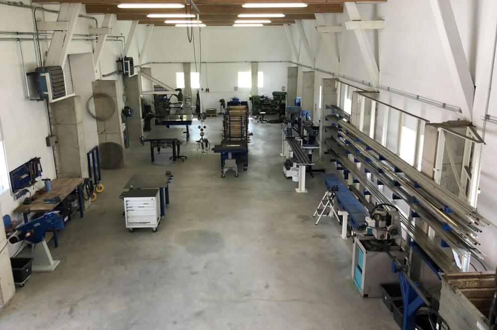 Grllrostproduktion grillrost.com-Grillrost-Grillrost.com – Zu Besuch in der Produktion in Ehingen an der Donau