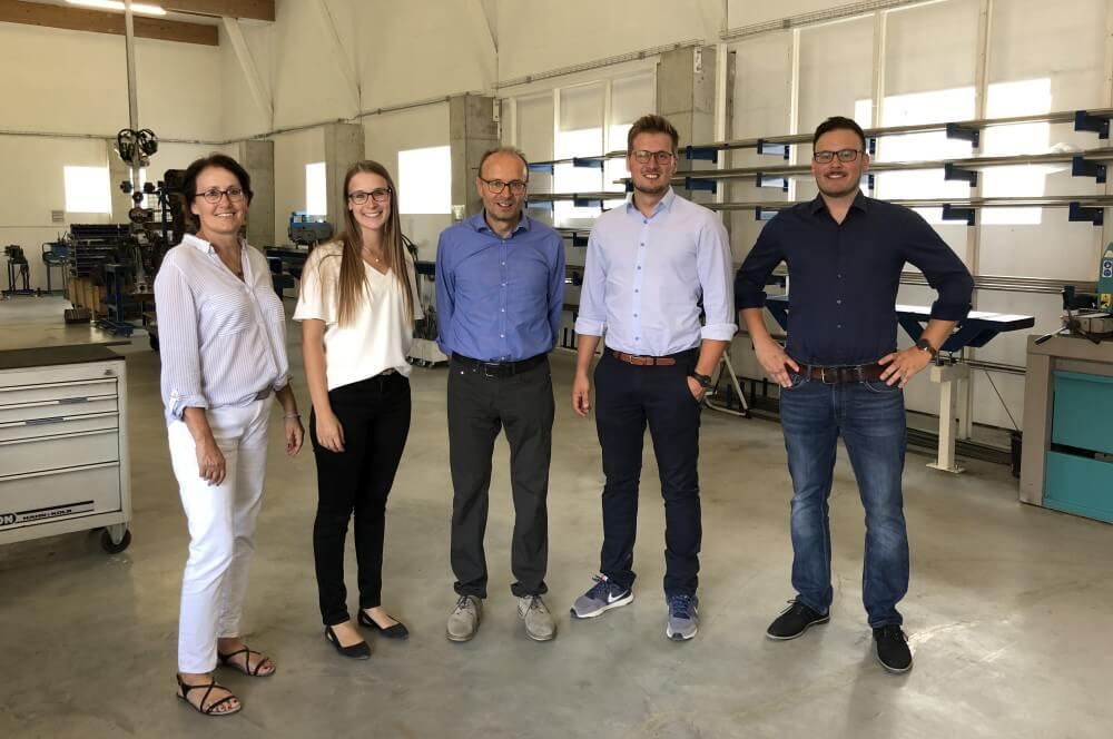 Familie Krumm aus Ehingen  grillrost.com-Grillrost-Grillrost.com – Zu Besuch in der Produktion in Ehingen an der Donau