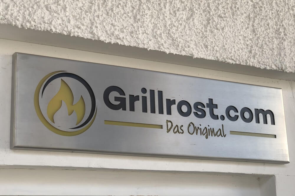 Grillrost.com grillrost.com-Grillrost-Grillrost.com – Zu Besuch in der Produktion in Ehingen an der Donau
