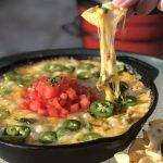 queso fundido-Queso Fundido mexikanischer Kaese Dip 05 150x150-Queso Fundido – mexikanischer Käse-Dip mit Hackfleisch