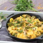 Kartoffel-Brokkoli-Auflauf kartoffel-brokkoli-auflauf-Kartoffel Brokkoli Auflauf Cheddar 150x150-Kartoffel-Brokkoli-Auflauf mit gerösteten Mandelblättchen
