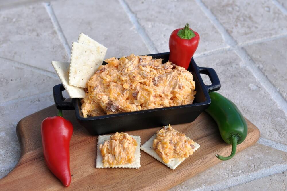 Pimento Cheese pimento cheese-Pimento Cheese 03-Pimento Cheese – der Kaviar der Südstaaten