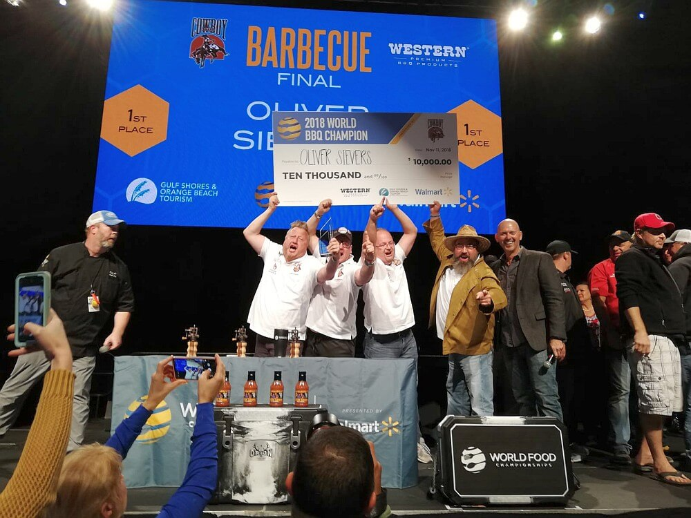 World BBQ Champion 2018 world bbq champion 2018-World BBQ Champion 2018 World Food Championships BBQ Wiesel 08-World BBQ Champion 2018 mit den BBQ Wieseln in Orange Beach!