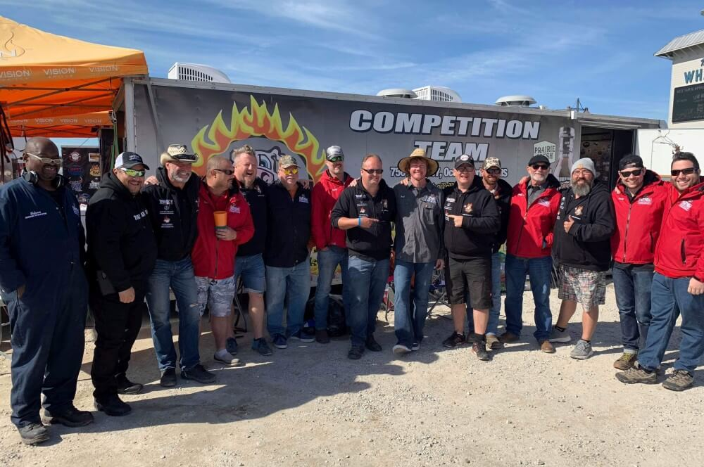 The Shed & BBQ Wiesel - Platz 2 und 1 beim Pork  world bbq champion 2018-World BBQ Champion 2018 World Food Championships BBQ Wiesel 10-World BBQ Champion 2018 mit den BBQ Wieseln in Orange Beach!