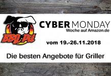 Amazon Cyber Monday Woche 2018