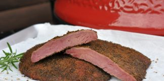 Flank Steak Pastrami