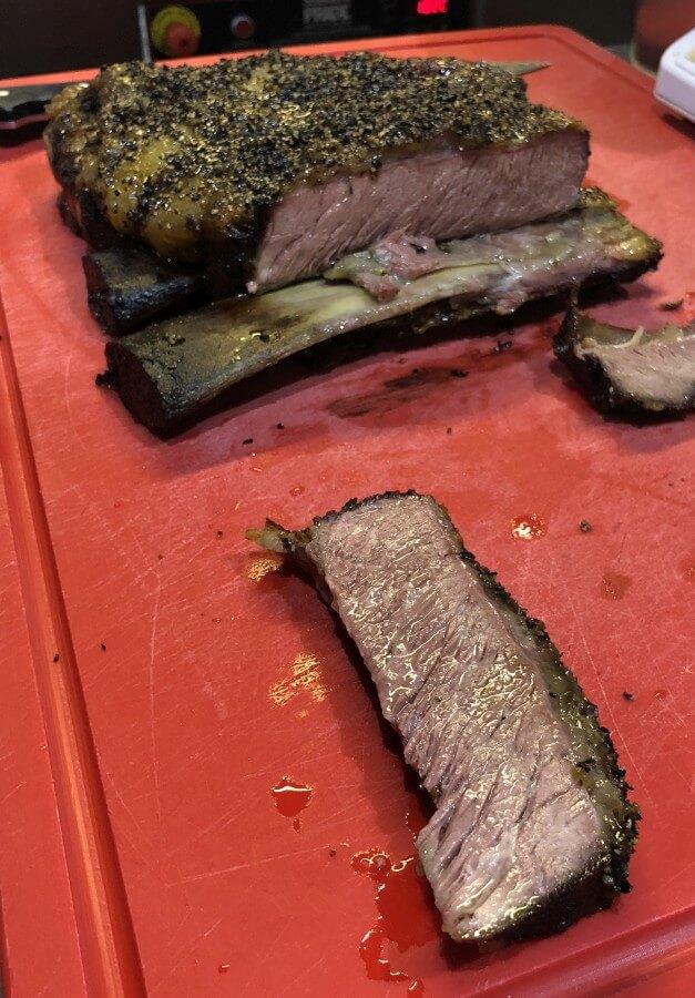 Beef Ribs aus dem Smoker brlo brwhouse-BRLO Brwhouse Berlin 09-BRLO Brwhouse Berlin – BBQ, Biergarten und mehr!