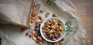 Geräucherte Nüsse vom Grill