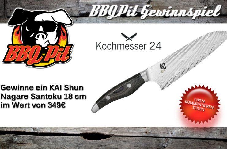 Kochmesser24.de Gewinnspiel