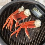 schneekrabbe-Schneekrabbe Snow Crab Legs 03 150x150-Schneekrabbe – Snow Crab Legs vom Grill