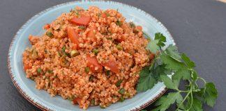 Bulgur-Salat