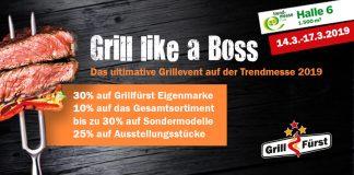 Grillfürst Grillmesse 2019