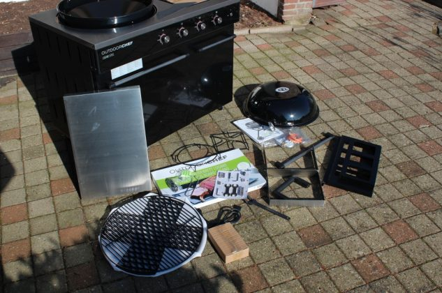 outdoorchef lugano-Outdoorchef Lugano 570G 03 633x420-Outdoorchef Lugano 570 G Gasgrill im Test