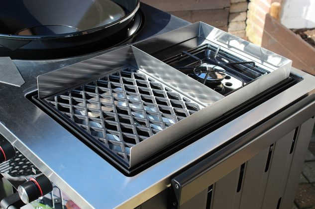 outdoorchef lugano-Outdoorchef Lugano 570G 05 633x420-Outdoorchef Lugano 570 G Gasgrill im Test