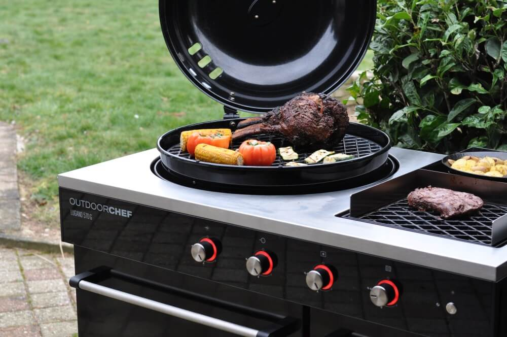 Das Safety Light System (SLS) outdoorchef lugano-Outdoorchef Lugano 570G 17-Outdoorchef Lugano 570 G Gasgrill im Test
