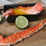Königskrabbe king crab legs-King Crab Legs Koenigskrabbe 150x150-King Crab Legs – Königskrabbe vom Grill