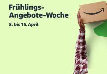 Amazon Frühlings-Angebote-Woche
