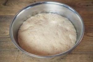 subway brot-Subway Brot Parmesan Oregano Baguette 03 300x199-Subway Brot – Rezept für Parmesan-Oregano Baguette