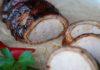 Schweinefilet mit Bacon
