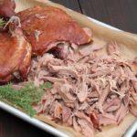Gezupfte Ente pulled duck-Pulled Duck gezupfte Ente 150x150-Pulled Duck – Rezept für gezupfte Ente
