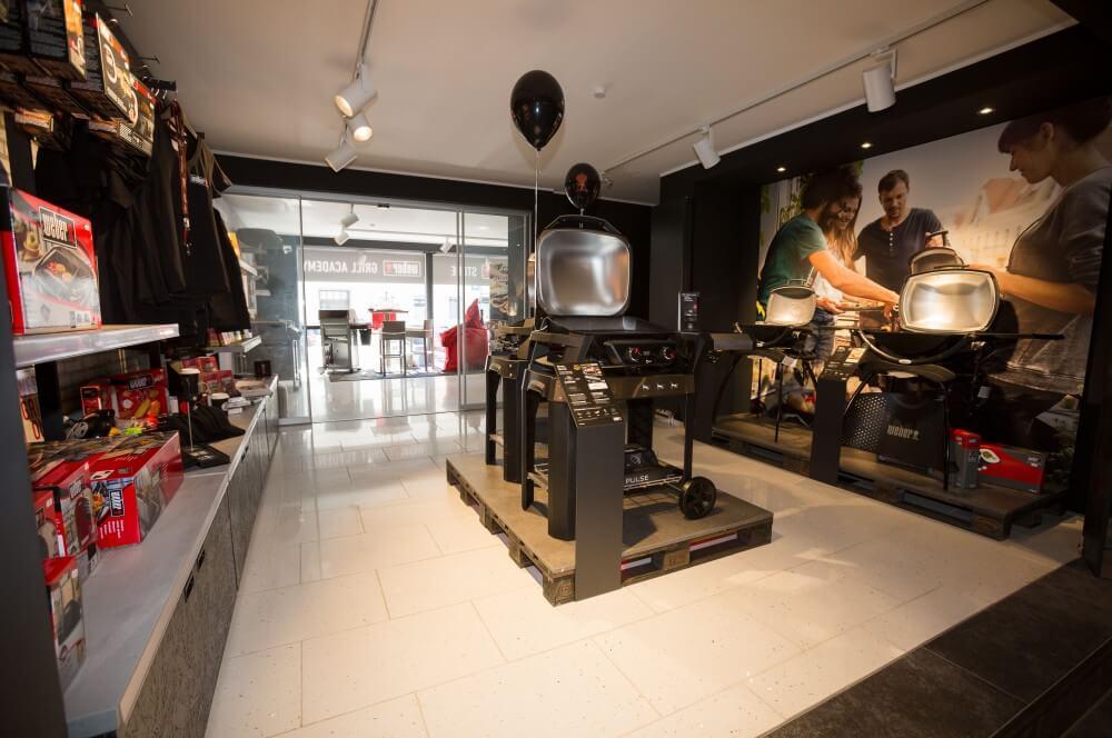 Einblick in den Weber Store Kassel weber store kassel-Weber Store Kassel 02-Weber Store Kassel – seit 18.Mai 2019 im bunten Haus Kassel