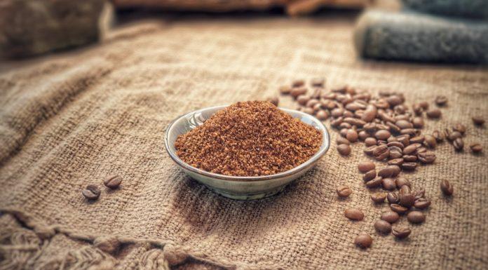 Kaffee-Gewürzmischung