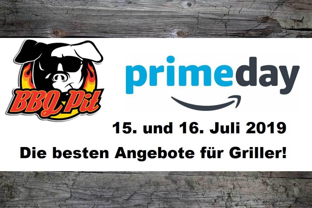 amazon primeday 2019-Amazon PrimeDay 2019-Amazon PrimeDay 2019 vom 15.-16.Juli | Die besten Angebote für Griller!