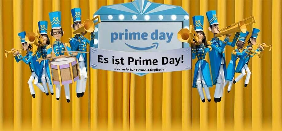 Amazon Primeday 2019 primeday 2019-Amazon PrimeDay 2019 2-Tag 2 und Endspurt des Amazon PrimeDay 2019