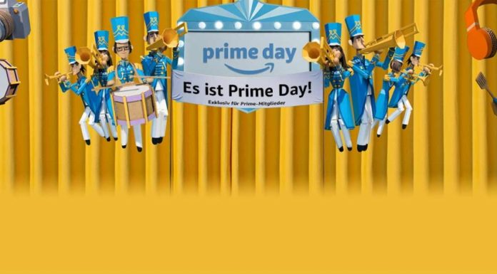 Amazon PrimeDay Tag 2