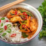 Rotes Thai Curry rotes thai curry-Rotes Thai Curry Wok 150x150-Rotes Thai Curry aus dem Wok
